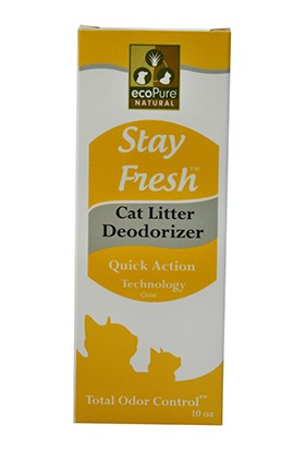 Stayfresh Cat Litter Deodorizer Clove