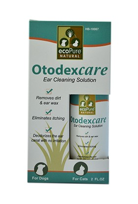Ecopure Otodexcare Ear Cleaning Solution