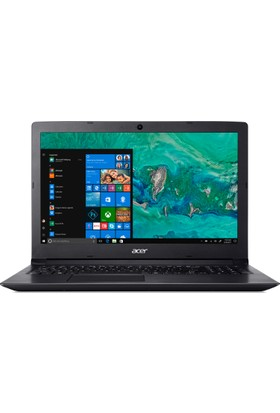 "Acer Aspire A315-51-36KD Intel Core i3 7020U 4GB 500GB Windows 10 Home 15.6"" Taşınabilir Bilgisayar NX.GNPEY.007"