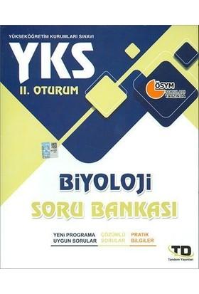 YKS 2.Oturum Biyoloji Soru Bankası