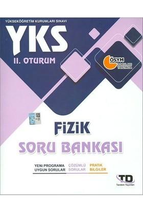YKS 2.Oturum Fizik Soru Bankası