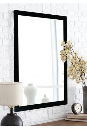 Tablo Center 37x47cm Siyah Çerçeveli Ayna