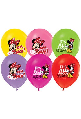Partici Minnie Mouse Balon