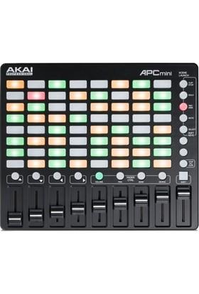 Akai Apcmını Müzik Prodüksiyonu Kontrol Cihazı