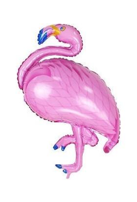 Partici Flamingo Folyo Balon Pembe 85 x 35 cm