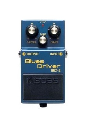 Boss Bd - 2(T) Blues Driver Compact Pedal