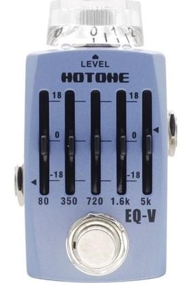 Hotone Eq - V Seq - 1 Equalizer Pedal Ara Kablo