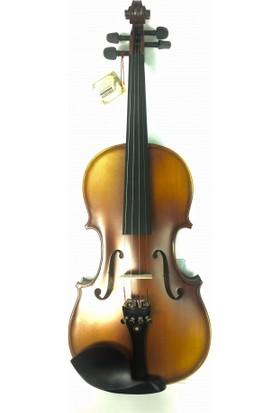 Concerto Hd - V11 - F - 14 Keman (Abanoz Aksam) + Akort Aleti