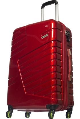 Verage Valiz Kırmızı VRG14042-M