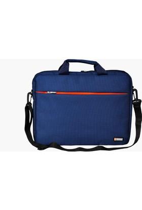 Classone New Trend Luxury Notebook Çantası - Lacivert