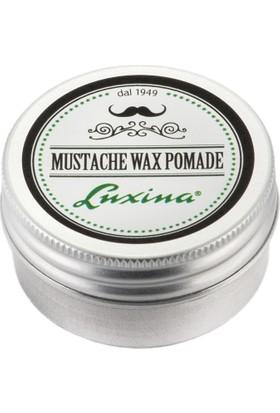 Luxina Erkek Mustache Wax Pomade Bıyık balmumu 30 ml