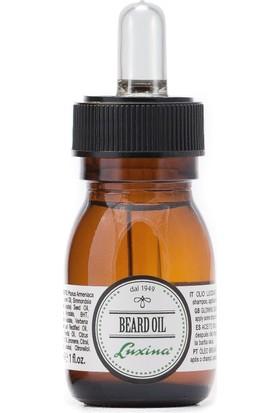 Luxina Erkek Beard Oil Sakal Bakım Yağı 30 ml