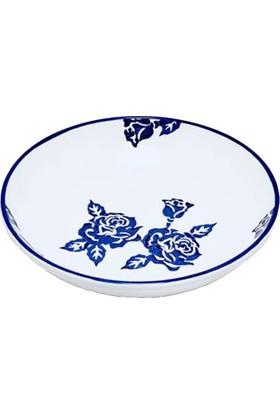 Serami̇kçi̇ Blue Rose Salata Kasesi