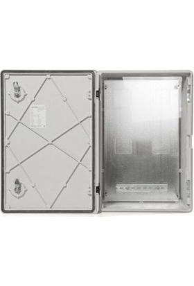 Elektrik Dağıtım Panosu Polyester Pano v0 40x60x20 cm