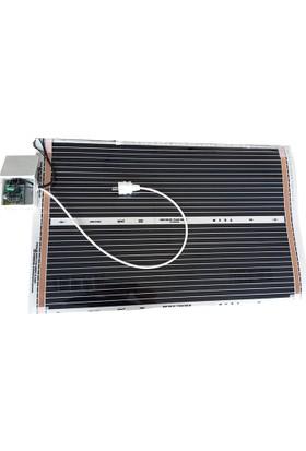 Rexva 50X80 Cm Karbon Isıtıcı