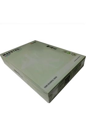 Mondi Yeşil Renkli A4 Fotokopi Kağıdı 80 Gr 500 Adet