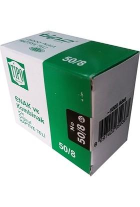 Tipo Zımba Teli 50 - 8 5000 Adet