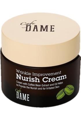 Café Dame Nurish Cream Kırışıklık Karşıtı Kahve Kremi