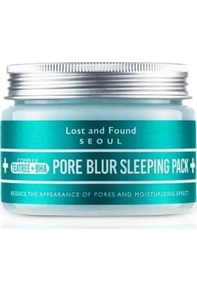 LAF Pore Blur Sleeping Pack - Gözenek İçin Gece Maskesi