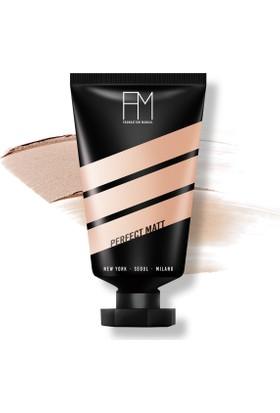 FM Perfect Matte Primer - Yağ Kontrolü Sağlayan Makyaj Bazı