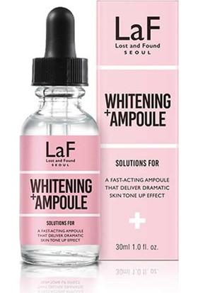 LAF Skin Solution Whitening - Beyazlatıcı Onarıcı Ampül