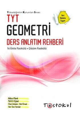 Test Okul Yayınları 2019 Yeni Tyt Geometri Ders Rehberi+Soru Kitabı Setı