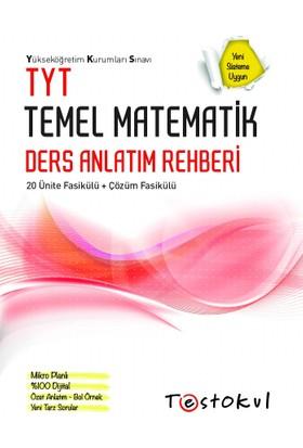 Test Okul Yayınları 2019 Yeni Tyt Temel Matematik Ders Rehberi+Soru Kitabı Setı