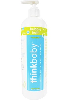 Think Baby Doğal Bebek Banyo Köpüğü 473 ml