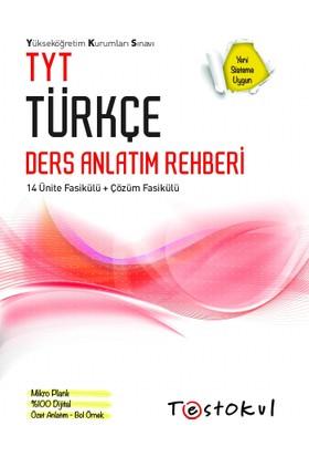Test Okul Yayınları 2019 Yeni Tyt Türkçe Ders Rehberi+Soru Kitabı Setı