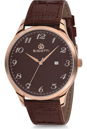 Bigotti 8680161654773 Klasik Erkek Kol Saati