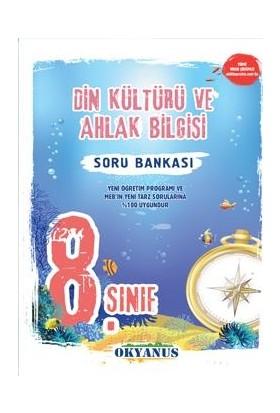 Okyanus 8.Sınıf Din Kültürü Ve Ahlak Bilgisi Soru Bankası Yeni Müfredat