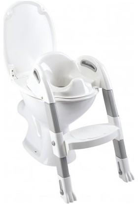 Thermobaby Kiddyloo Merdivenli Tuvalet Adaptörü Beyaz