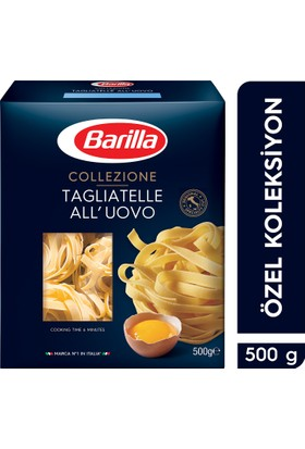 Barilla Tagliatelle Yumurtalı Makarna 500 Gr.