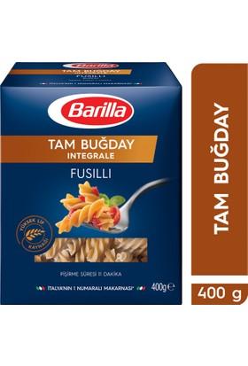 Barilla Tam Buğday Burgu/Integrale Fusilli Makarna 400 Gr