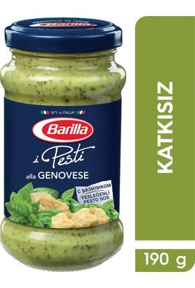 Barilla Fesleğenli/ Pesto Genovese Makarna Sosu 190 Gr