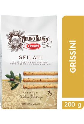 Mulino Bianco Zeytinli Grissini / Sfilati Olive