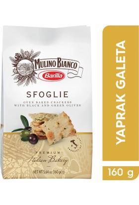 Mulino Bianco Zeytinli Yaprak Galeta/ Sfoglie Olive