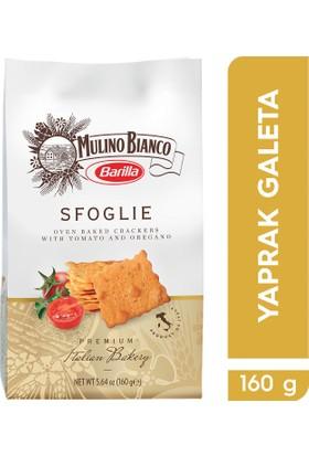 Mulino Bianco Domatesli Yaprak Galeta / Sfoglie Tomato