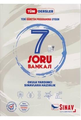 Sınav 7. Sınıf Tüm Dersler Soru Bankası Yeni 2019