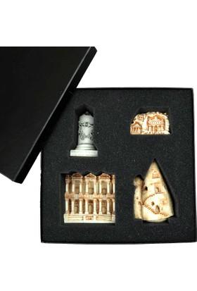 Promata Minyatür Anadolu Set, Otantik Hediyelik Minyatür Biblo Seti