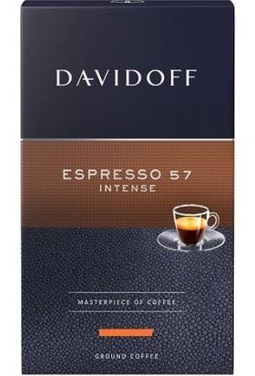 Davidoff Espresso 57 Intense Öğütülmüş Kahve 250 gr