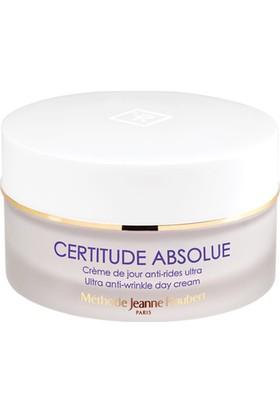 Methode Jeanne Piaubert Certitude Absolue Ultra Anti Wrinkle Day Cream Kırışık Karşıtı 50 ml