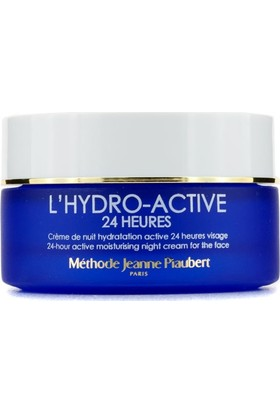Methode Jeanne Piaubert L'Hydro-Active 24 Heures Active Moisturising Night Cream For The Face 50 ml