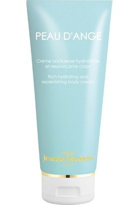 Methode Jeanne Piaubert Peau D'Ange Rich Hydrating And Replenishing Body Cream Nemlendirici 200 ML