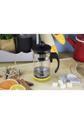 Bor&More Boroslikat Kahve Presi 350 ml French Press