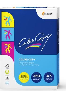 Colorcopy A3 Gramajlı Fotokopi Kağıdı 350Gr 1 Paket 125 Sayfa)
