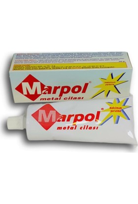 Sonay Bakırcılık Marpol Metal ve Bakır Parlatma Cilası 200 Gr