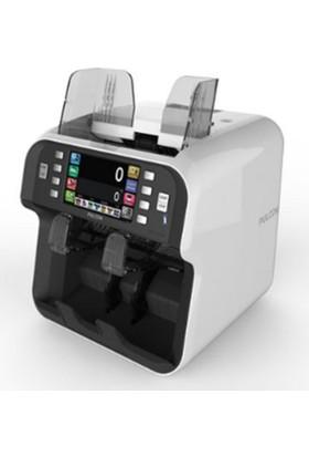 Huntertec Çift Katlı Para Sayma Makinası