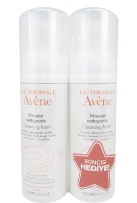 Avene Cleansing Foam 2x150 ml İkiz Set