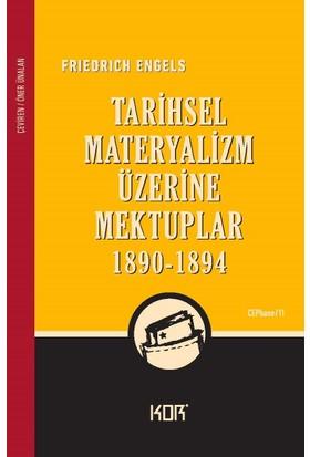 Tarihsel Materyalizm Üzerine Mektuplar 18901894 - Friedrich Engels